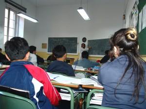 clase espaldas 13 +